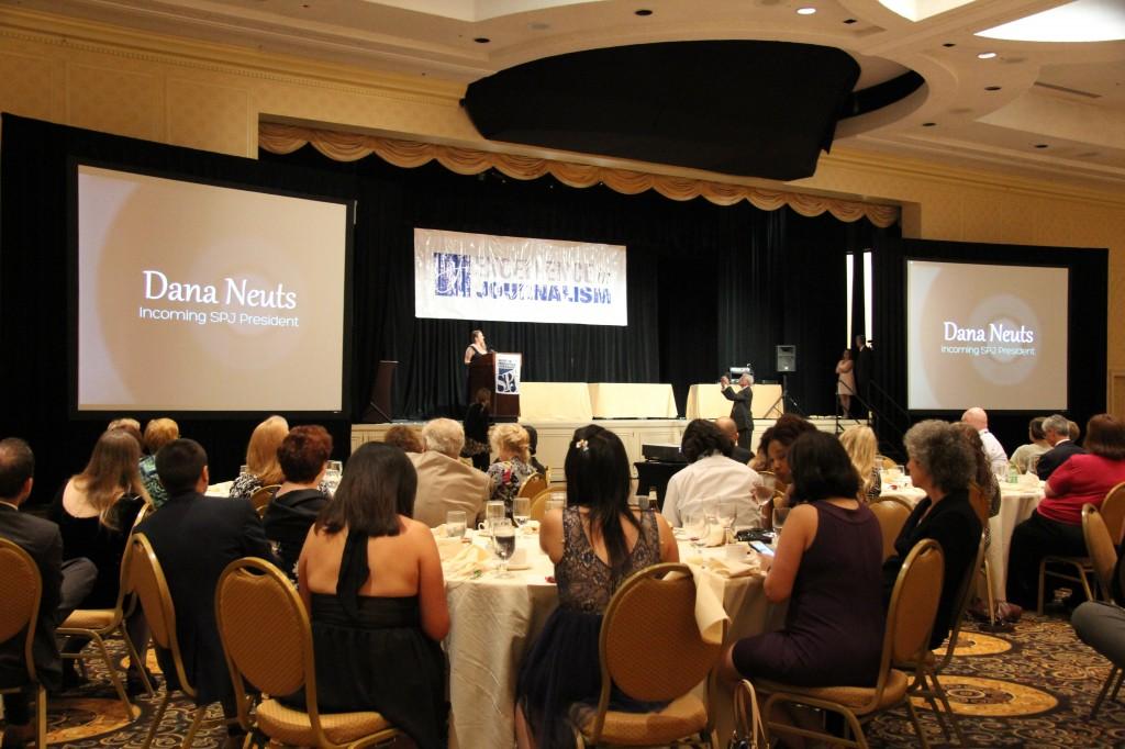 SPJ President's Installation Banquet 7