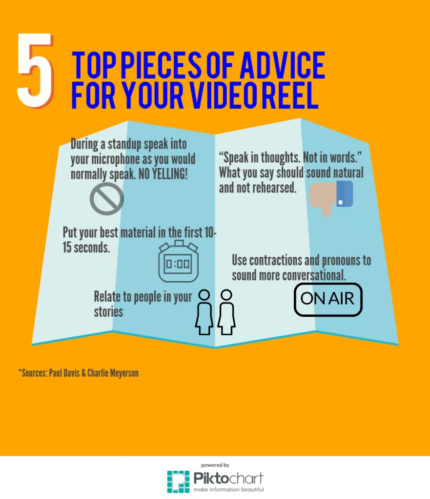 Video reel tips&tricks